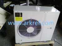 Air-cooled Copeland Scroll Compressor Condensing Unit for milk and dairies SCEVH-3A