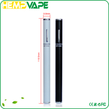 Bollus Unique e cig cbd oil disposable oil pen hemp vape pens 280mah BBTANK T1 350puffs