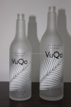 750ML EXCELLENT GLASS BOTTLE FOR SWEET LIQUEUR WITH SCREW CAP