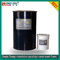 CY-993 two component silicone sealant cartridge for machine