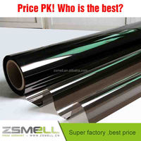 Low reflective effect Solar Film/Tint/Window/Glass/Privacy/Roll/UV/Car