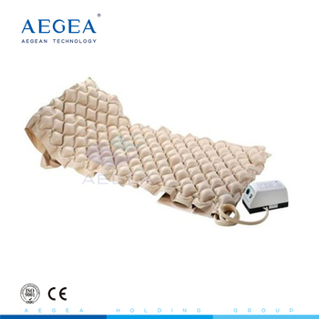 AG-M001 wholesale anti decubitus inflatable bubble mattress for hospital with pump