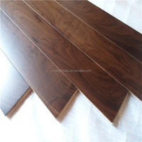 Manufacture Prefinished american walnut engineered wood flooring