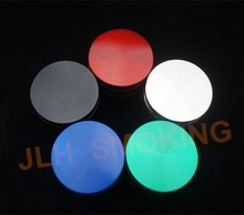 [JLH] Hard Top herb grinders, 4 parts, Zinc Alloy , Mixed Colors, custom available. We also offer vapor pen, metal pipes