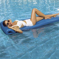 Lake Water Floats Vinyl Coated Pool Float Dipping Foam Product For Water Pool Leisure and Relaxing