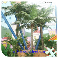 Famous Factory Wholesale Fake Coconut Trees