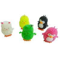 5150311-14 promotional puffer ball, wind up plastic toy