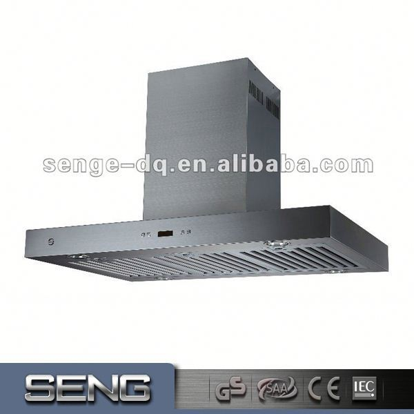 Latest Arrival Eco-friendly range hood electric chimney fan with workable price