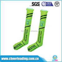 Latest cheap pe inflatable hockey shape fan cheer up sticks