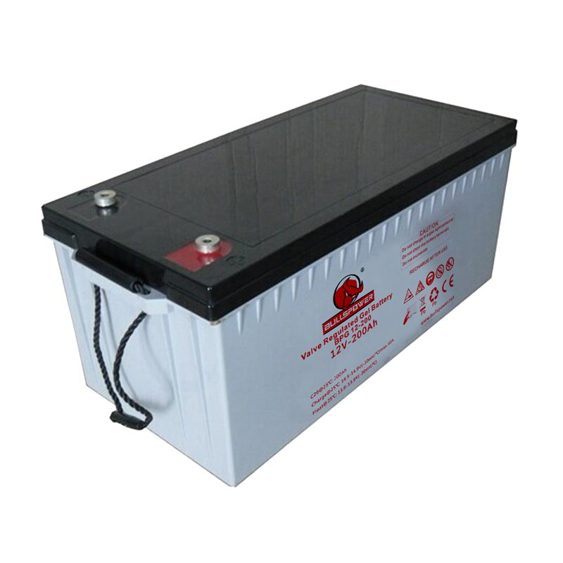 12V 200AH lead acid battery,solar systerm rechargeable dry battery inverter