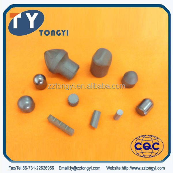 manufacture many type of cemented carbide button