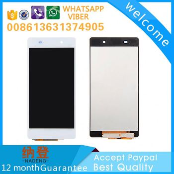 2017 hot sale lcd screen for Sony xperia Z2 lcd digitizer replacement in alibaba