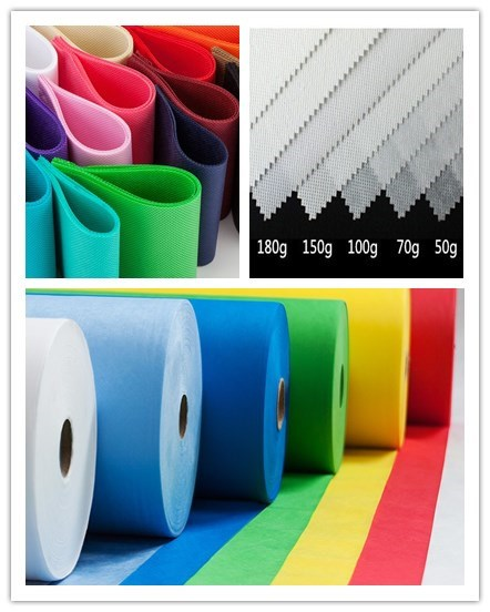 Cheap PP Nonwoven Fabric Price spunbond Non-woven cloth fabric/Melt-blown 100% Polypropylene