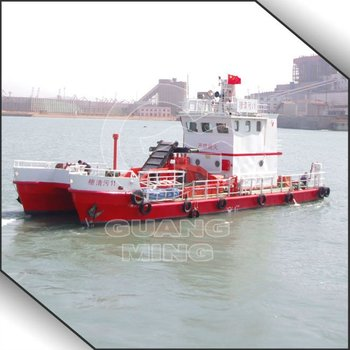 Oil Spill Recovery Vessel