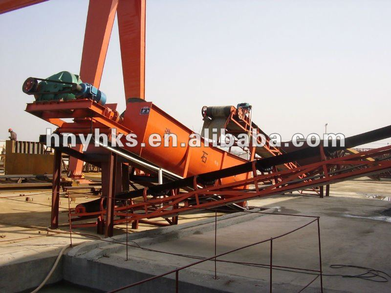 Industrial spiral ore washer manufacturer of China