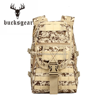 Custom Cheap Hunting Camping Bag Military Camouflage Waterproof Hiking Backpack