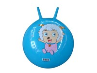 exercise gym fitness space toy pop hopper jumping ball