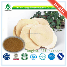 GMP Factory Supply Organic Tongkat Ali Root Extract 200 1