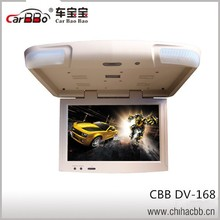 15.4 inch Car DVD with DVD ,USB and SD/MMC card slot