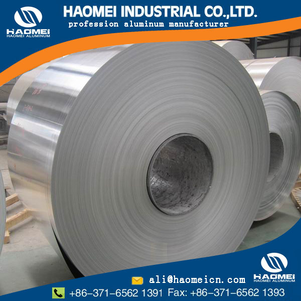 cheap and high quality aluminium coil with thickness 0.7mm-8mm from china haomei supplier