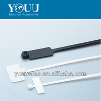 YOUU Best Selling Products UL CE, ROHS SGS nylon cable tie / plastic cable tag