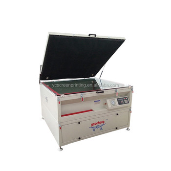 New design Screen Printing Plate Exposure Machine in Screen Printing Machine Supplier