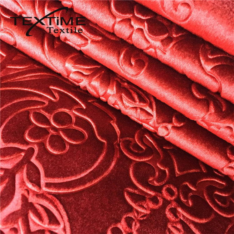 Normal Velveteen Textile Wholesale Velvet Fabric In Market Dubai