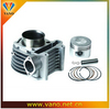 Hot sales GY6 150CC motorcycle cylinder kit
