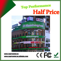 RGB P16 High Resolution Building Advertising Outdoor Led Billboard/Screen