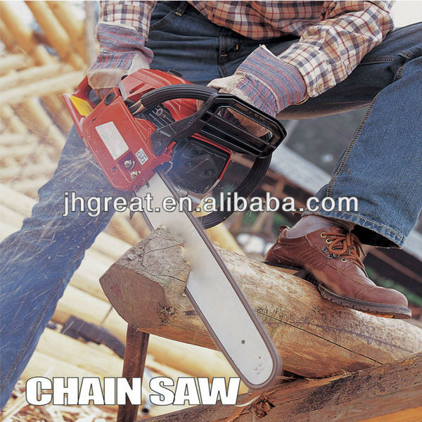 Supply Gasoline Chain Saw 52CC professional OEM/ODM service Supply 25CC/38CC/45CC/52CC/55CC/58CC/62CC with oregon saw chain