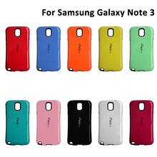 Shock-Absorbing Phone cover For samsung galaxy note 3 case iface
