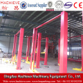 Hydraulic two post car lifting equipment for car lift