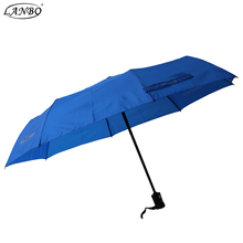 Compact Auto Open & Close One Handed Operation Waterproof Travel rain Umbrella