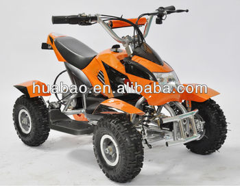Kids Electric ATV Powersports Outdoor Rider