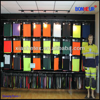 polyester/cotton workwear fabric manufacturer