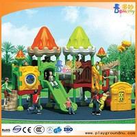 Best-Selling small school modern kates playground mobile