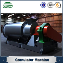 high production cow manure organic fertilizer processing machine