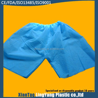 Popular Disposable Sauna Pants Nonwoven Short