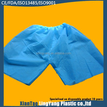 Popular Disposable Sauna Pants Nonwoven Short Pants
