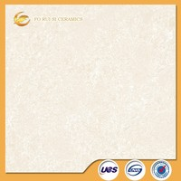 Pure color solid polished special non slip bathroom tile