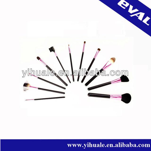 Goat Hair Professional Makeup Brush Set/Cosmetic Brush Set