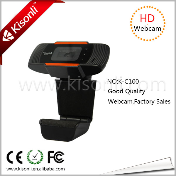 2014 good price 350k pixels pc webcam/web cam for sale