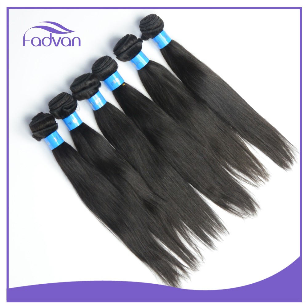 Factory wholesale price hair weave in bulk ,virgin Brazilian human hair cuticle hair weft
