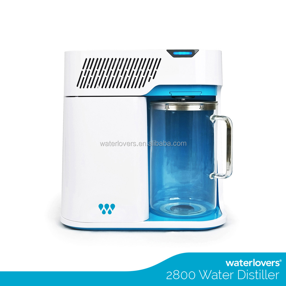3L capacity water distiller water purifying make pure water for home kitchen appliance alibaba China