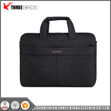 Hot sale canvas laptop bag professional business messenger laptop bags