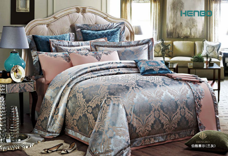 Queen Size Quality Luxury Noble Sheet Set for Dubai