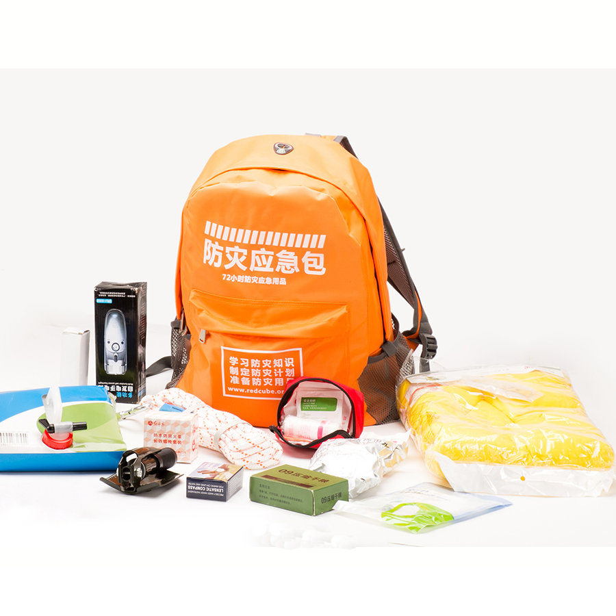 earthquake kit backpack emergency survival kit