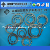 Stainless Steel DIN471 external retianing ring washer