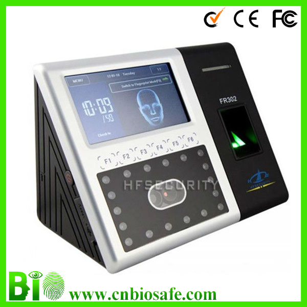 Fast Face Time Attendance System Nideka (HF-FR302)