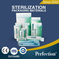 Autoclave Sterilizable Pouch Self Seal Used